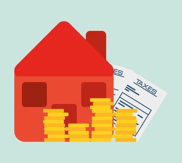 taxe pour les propriétaires occupants de leur résidence principale