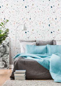 papermint-chambre-avec-papier-peint-facon-terrazzo