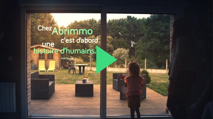 Vidéo réseau Abrimmo